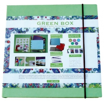 Green Box (Scrapbook)