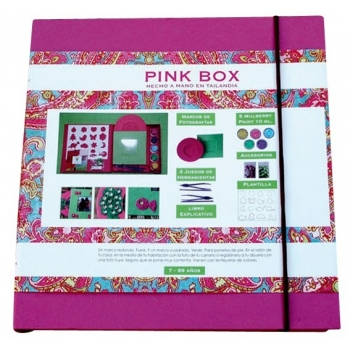 Pink Box (Marcos de Fotos)
