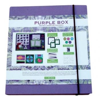 Purple Box (Mandalas)