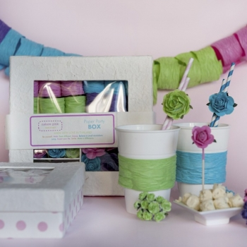Paper Party Box
