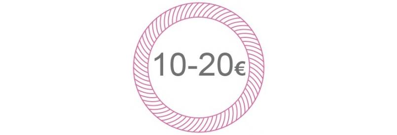 De 10 a 20 Euros